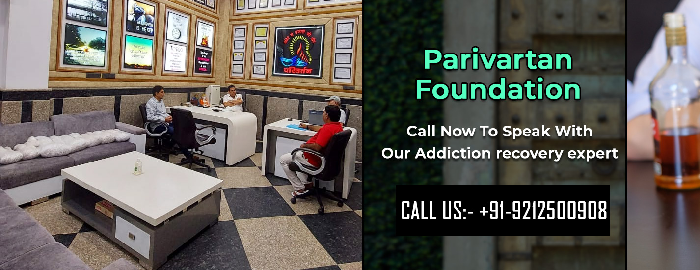 De Addiction Centre in Delhi